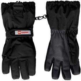 LEGO wear Alfred 703 Handschoenen Kinderen, black
